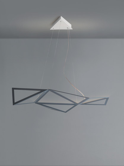 STARLIGHT Suspension lamp by Karboxx | Suspended lights