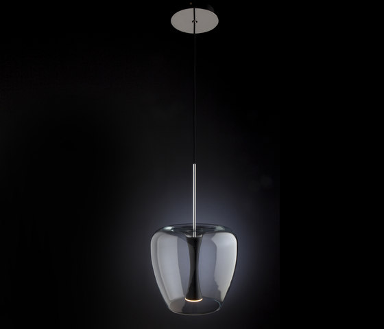 Apple Mood Suspension by Quasar | Suspended lights