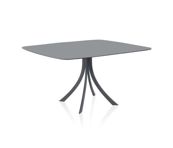 Falcata Outdoor elliptical dining table by Expormim | Dining tables