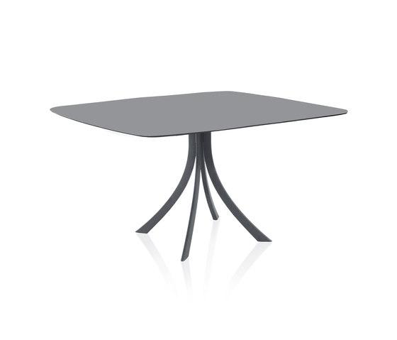 Falcata Outdoor table elliptique de Expormim | Tables de repas