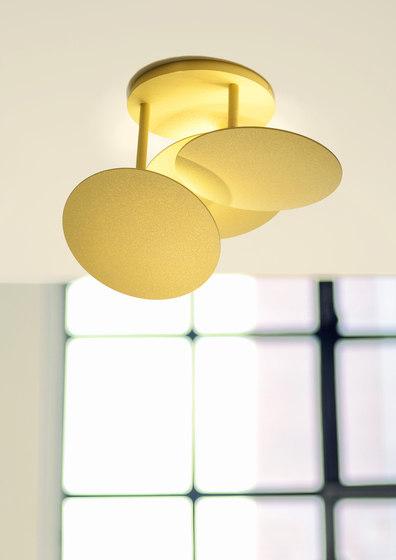 Millelumen Circles Ceiling de Millelumen | Lámparas de techo