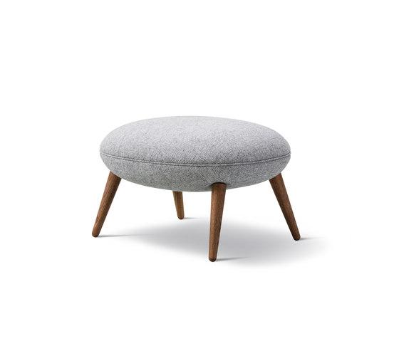 Swoon Ottoman de Fredericia Furniture | Poufs