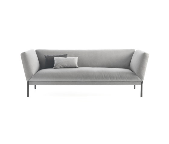 Livit sofa with armrest by Expormim | Sofas