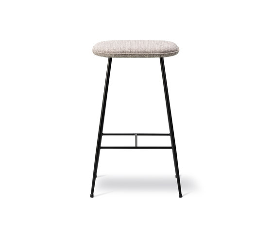 Spine Stool Metal base de Fredericia Furniture | Taburetes de bar