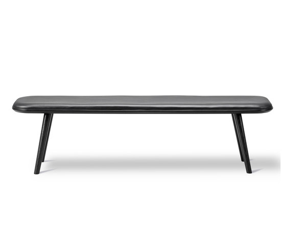 Spine Wood Base Bench von Fredericia Furniture | Sitzbänke
