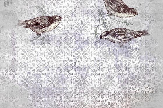 Fantasy | The Birds by INSTABILELAB | Wall art / Murals