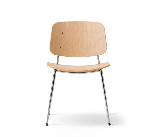 Søborg Steel Base von Fredericia Furniture | Stühle