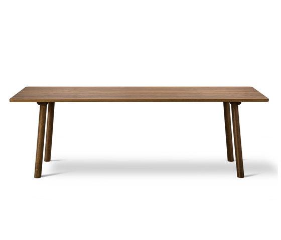 Taro Table di Fredericia Furniture | Tavoli pranzo