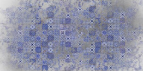 Geometry | Sicily by INSTABILELAB | Wall art / Murals