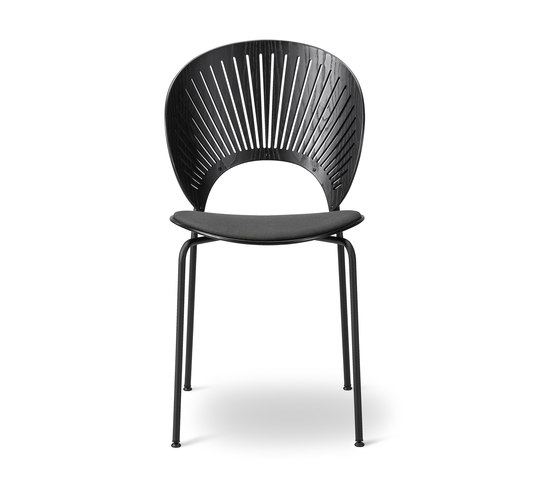 Trinidad Chair - seat upholstered de Fredericia Furniture | Sillas