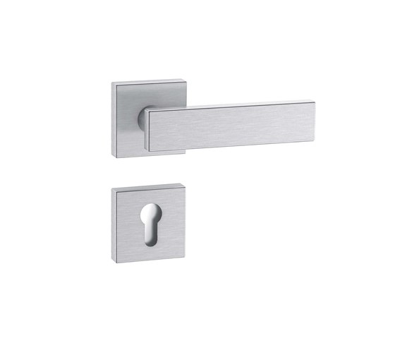 Standard door fitting | 180XAH01.5A0 by HEWI | Handle sets