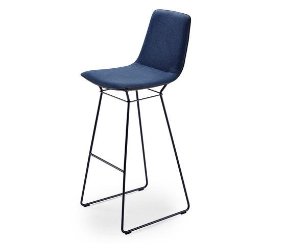 Amelie | Barstool High by Freifrau Sitzmöbelmanufaktur | Bar stools