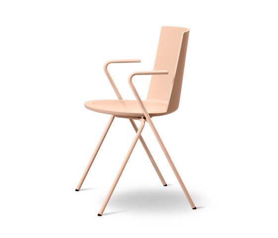 Acme A-Base Armchair de Fredericia Furniture | Sillas