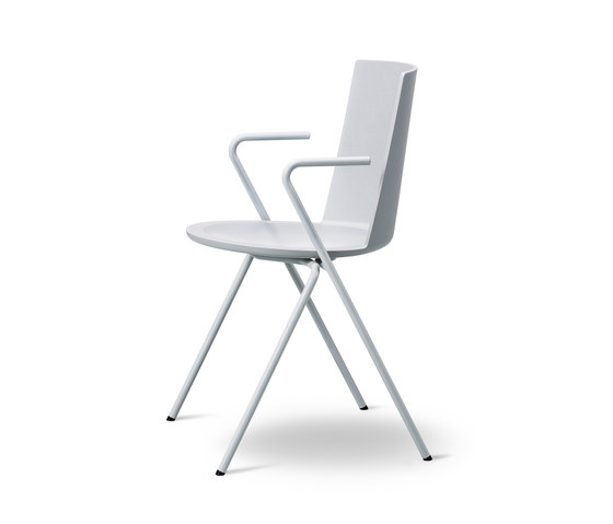 Acme A-Base Armchair de Fredericia Furniture | Sillas