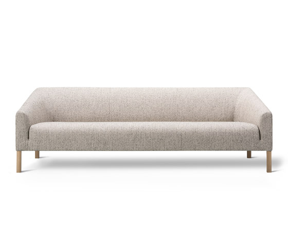 Kile Sofa 3-seat by Fredericia Furniture | Sofas