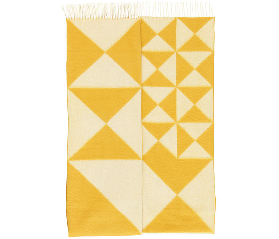 Mirror Throw | Yellow by Verpan | Rugs