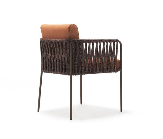 Nido sillón comedor tejido de Expormim | Sillas