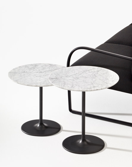 Dizzie by Arper | Side tables