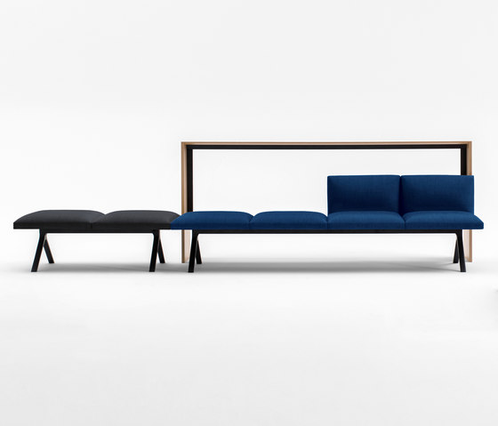Kiik by Arper | Benches