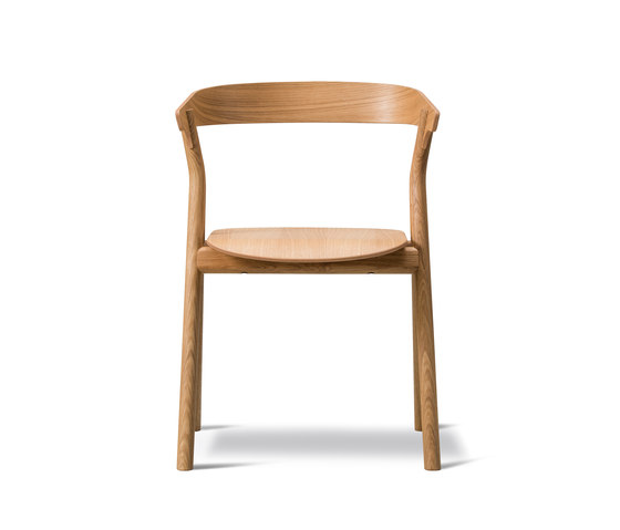Yksi Chair de Fredericia Furniture | Sillas