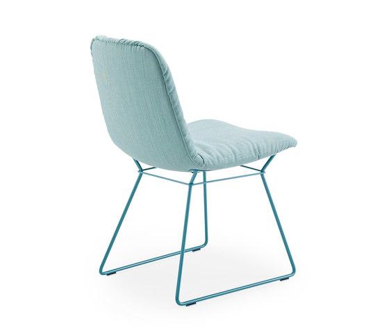Leya | Chair with wire frame de Freifrau Sitzmöbelmanufaktur | Sillas