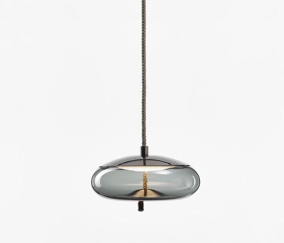 Knot Small Disco PC1037 de Brokis | Lámparas de suspensión
