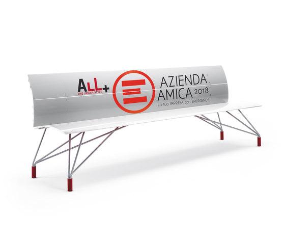 Filo | Azienda Amica Emergency by ALL+ | Benches