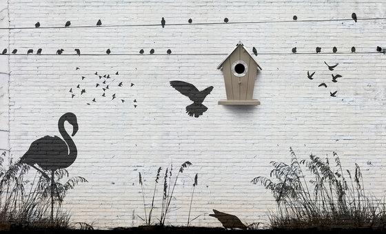 Sign | Mix Art by INSTABILELAB | Wall art / Murals