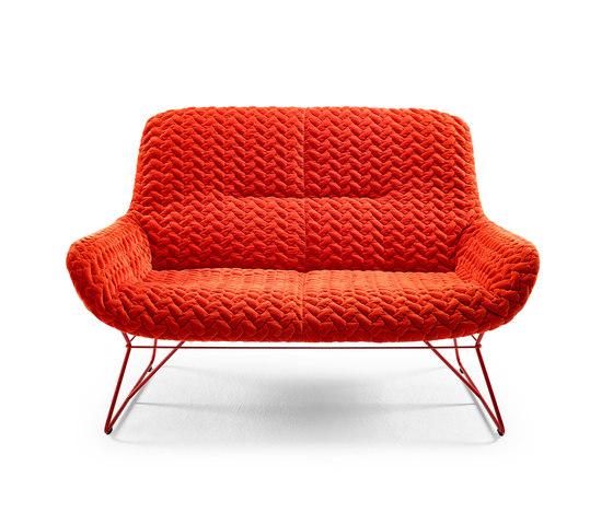Leya | Lounge Couch von FREIFRAU MANUFAKTUR | Sofas