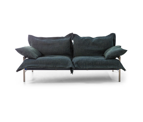 Iron Maiden Sofa by Diesel with Moroso | Sofas