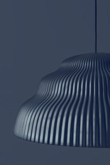 Kaskad Midnight Blue Big by SCHNEID | Suspended lights