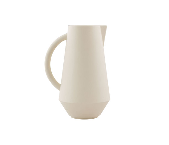 Unison Ceramic Carafe Yellow by SCHNEID | Decanters / Carafes
