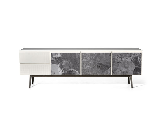 Voltaire Sideboard di Diesel with Moroso | Credenze