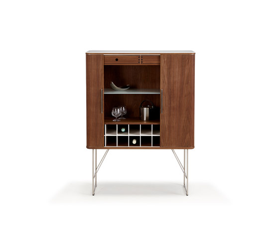 AK 2742 Bar cabinet di Naver Collection | Mobili bar