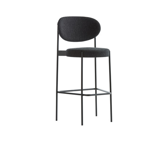 Series 430 | Bar Stool 75 de Verpan | Tabourets de bar