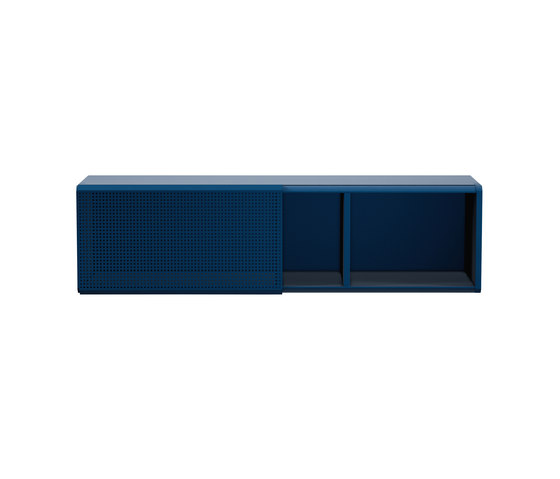 Voltaire Wall cabinet by Diesel with Moroso | Sideboards