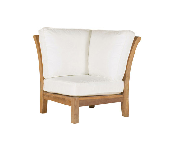 Chelsea Sectional Corner Chair by Kingsley Bate | Armchairs