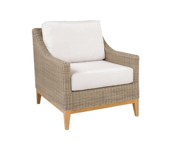 Frances Deep Seating Lounge Chair de Kingsley Bate   Sillones