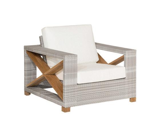 Jupiter Deep Seating Lounge Chair de Kingsley Bate   Sillones