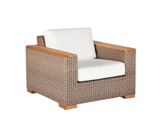 Kona Deep Seating Lounge Chair de Kingsley Bate | Sillones