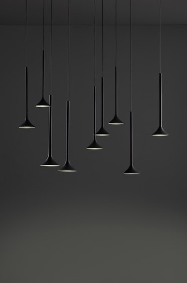 Alive by GROK | Suspended lights