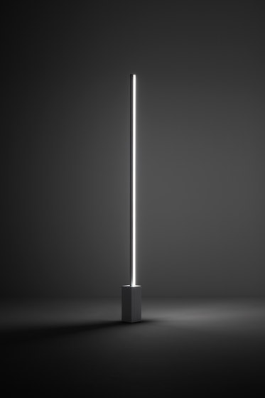 Circ Floor by GROK | Free-standing lights