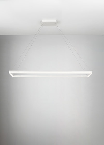 Circ Square by GROK | Suspended lights