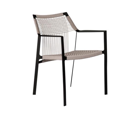 Nodi Armchair by Tribù | Chairs