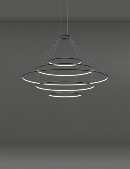 Circular de GROK | Lámparas de suspensión