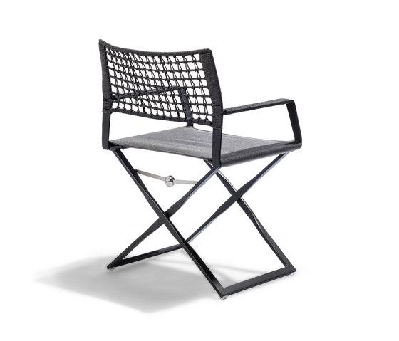 Regista Armchair von Tribù | Stühle