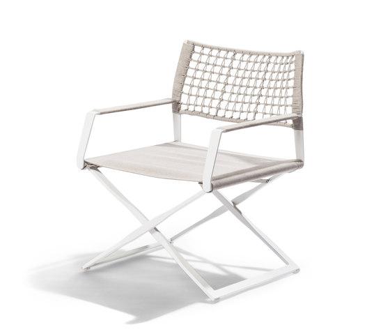 Regista Easy Chair von Tribù | Sessel