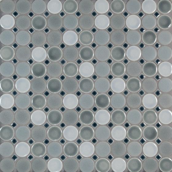 "1"" Circles von Pratt & Larson Ceramics | Keramik Mosaike"