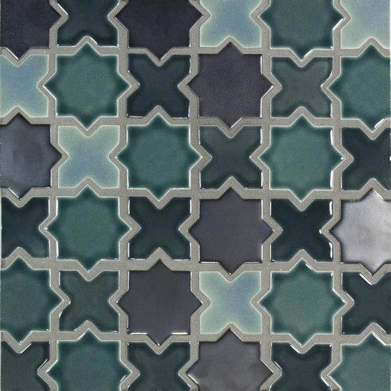 Mosaic Pattern #2 de Pratt & Larson Ceramics   Mosaïques céramique