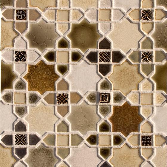 AR Mosaic Pattern de Pratt & Larson Ceramics   Mosaïques céramique